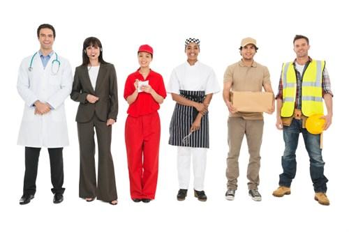 Nếu Profession và Occupation của bạn là một thì thật đáng hạnh phúc