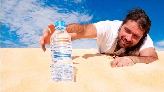 trạng thái khát nước