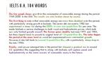 WRITING TASK 2 – thay đổi cách diễn đạtcâu